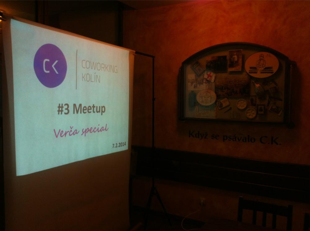 CoworkingKolin.cz - třetí meetup