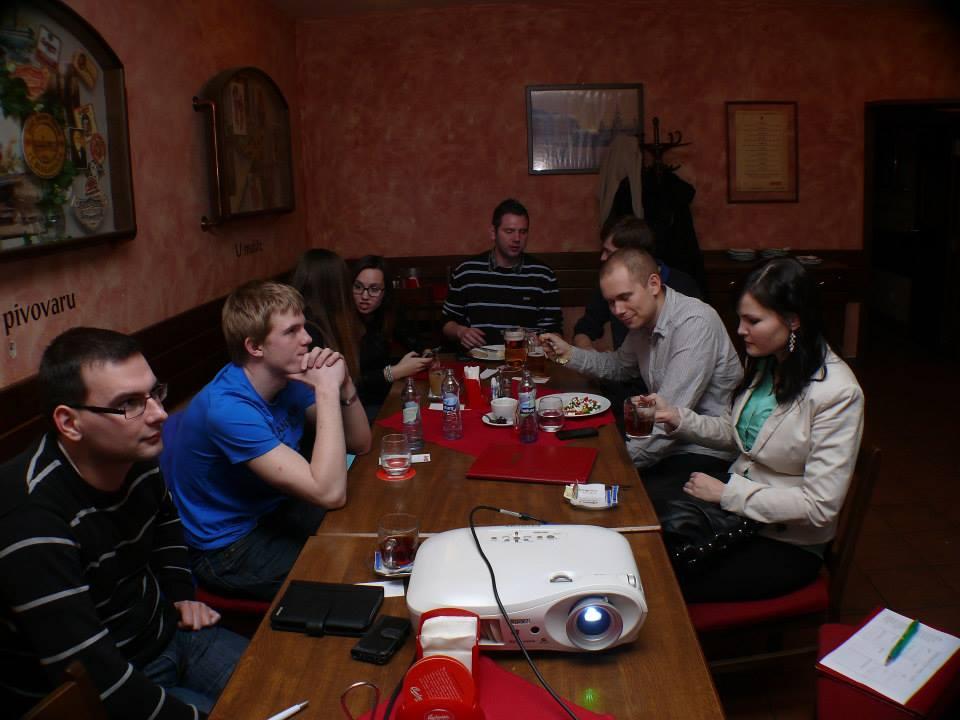CoworkingKolin.cz - čtvrtý meetup
