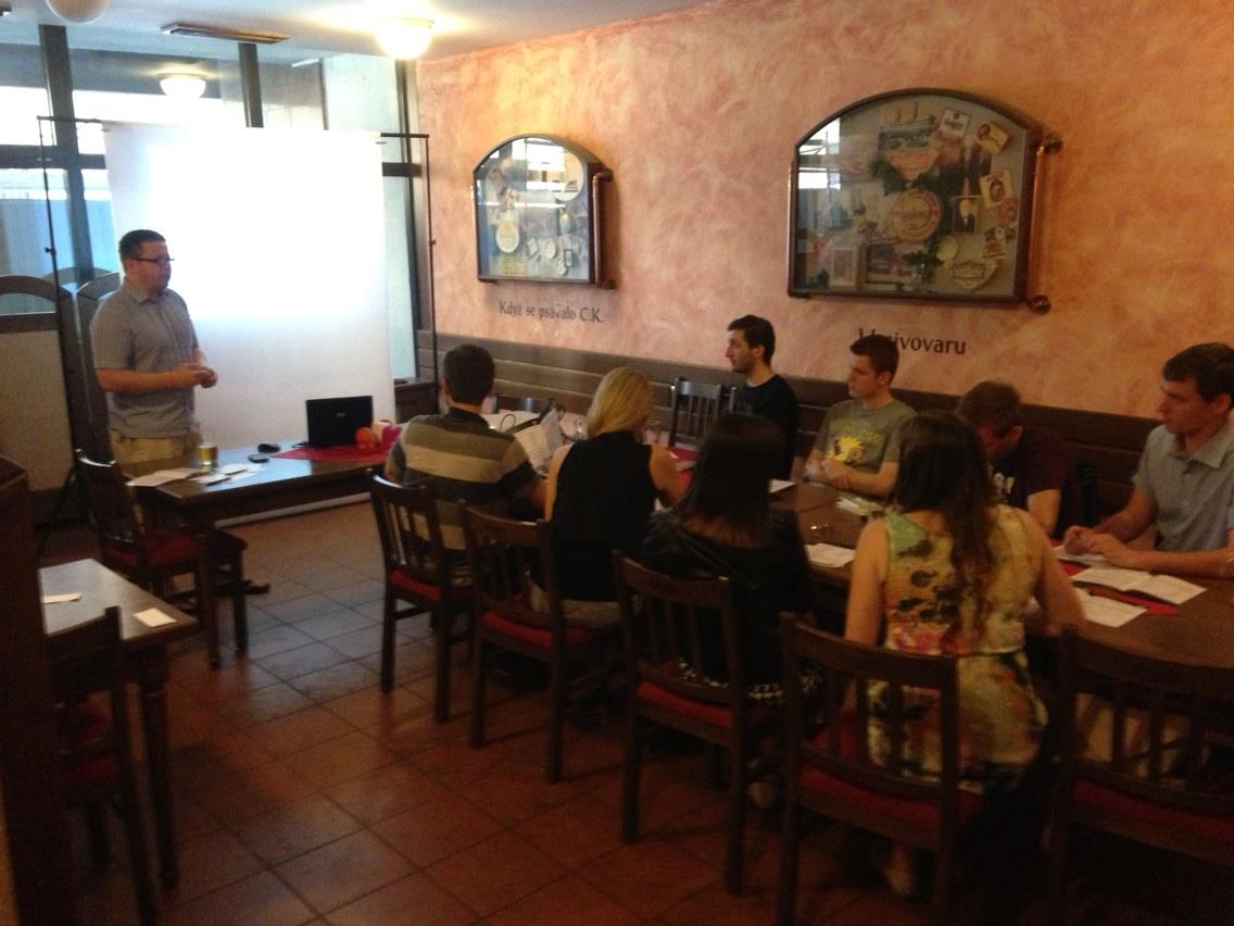 CoworkingKolin.cz - sedmý meetup