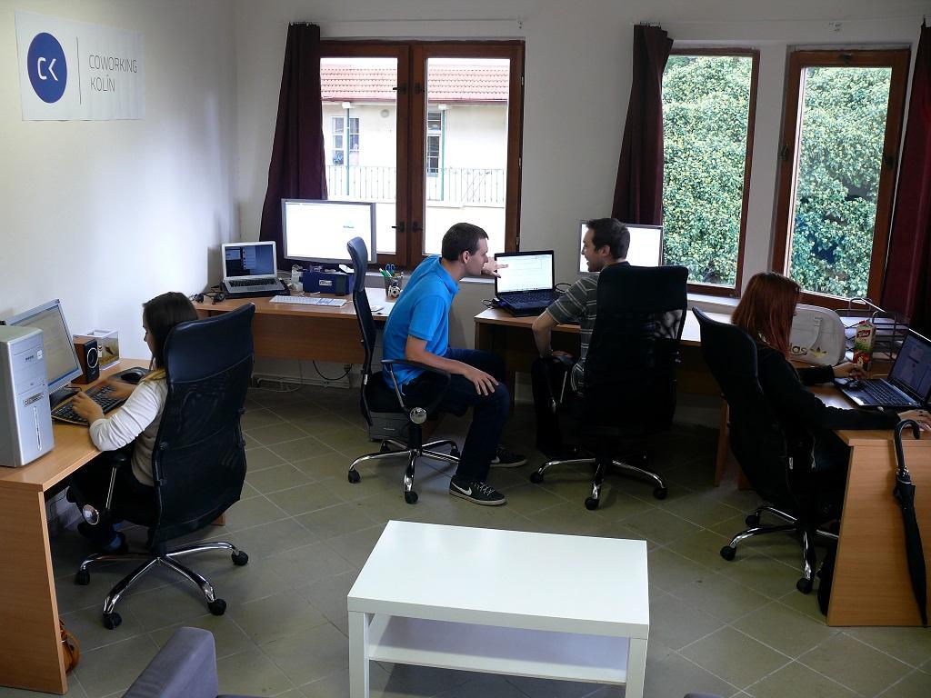 CoworkingKolin.cz - prostory